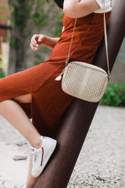 angelica. crossbody bag