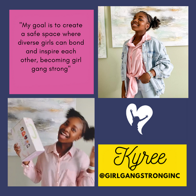 #KidsTakeover - Meet 11-year old Kyree