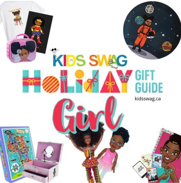 Girl Holiday Gift Guide