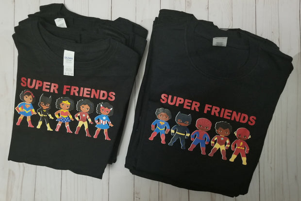 SUPER FRIENDS  - Women T-Shirt