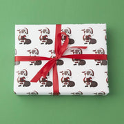 Clarence Claus™ Gift Wrap