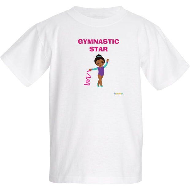 Gymnastics Star -  T-Shirt