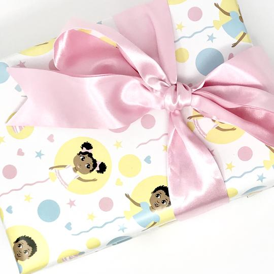 Gift Wrap Rolls - Baby