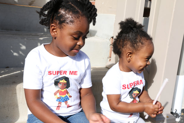 SUPER ME - Girl T-Shirt