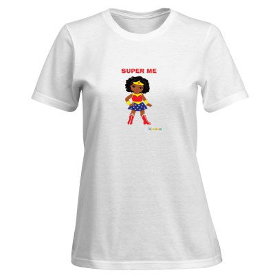 SUPER ME - Women T-Shirt **SPECIAL EDITION**
