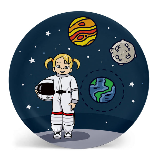Astronaut Dinner Plates 2nd Edition