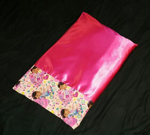 Kids Satin Pillow Cases