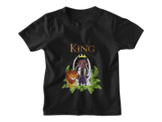 Boy's Royalty Tee - In Honor of Lion King