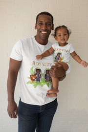 Men's Royalty Tee - In Honor of Lion King