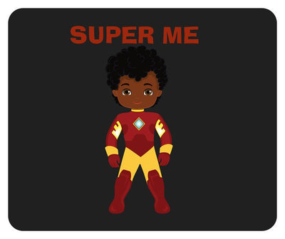 SUPER ME - Boy Mouse Pad