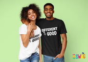 Different is Good - Unisex Youth Tees - Black