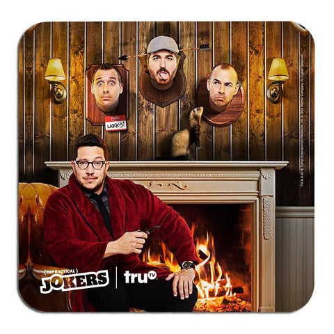 Impractical Jokers Sal Set Of 4 Coasters
