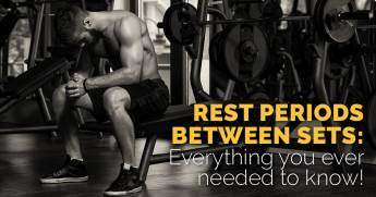 Rest Period in between sets