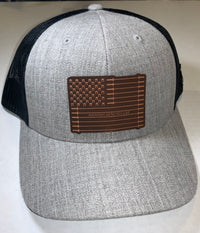 WGL Flag Hat - Warrior genetics Lab