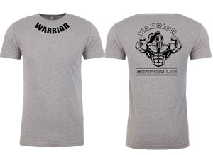 Warrior T-Shirt - Warrior genetics Lab