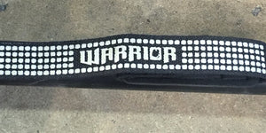 Warrior Genetics Lab Lifting Strap with grips - Warrior genetics Lab