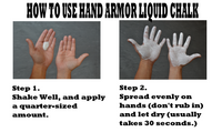 2 oz Hand Armor Liquid Chalk™ - Warrior genetics Lab