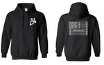 Warrior Sweatshirt Hoodie - Warrior genetics Lab