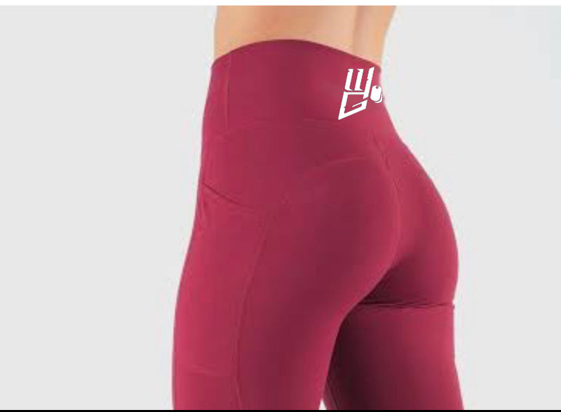 WGL Leggings with side pockets