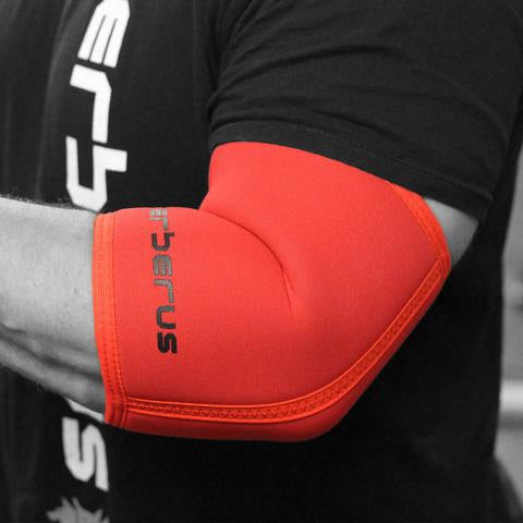 7mm Extreme Elbow Sleeves - Warrior genetics Lab