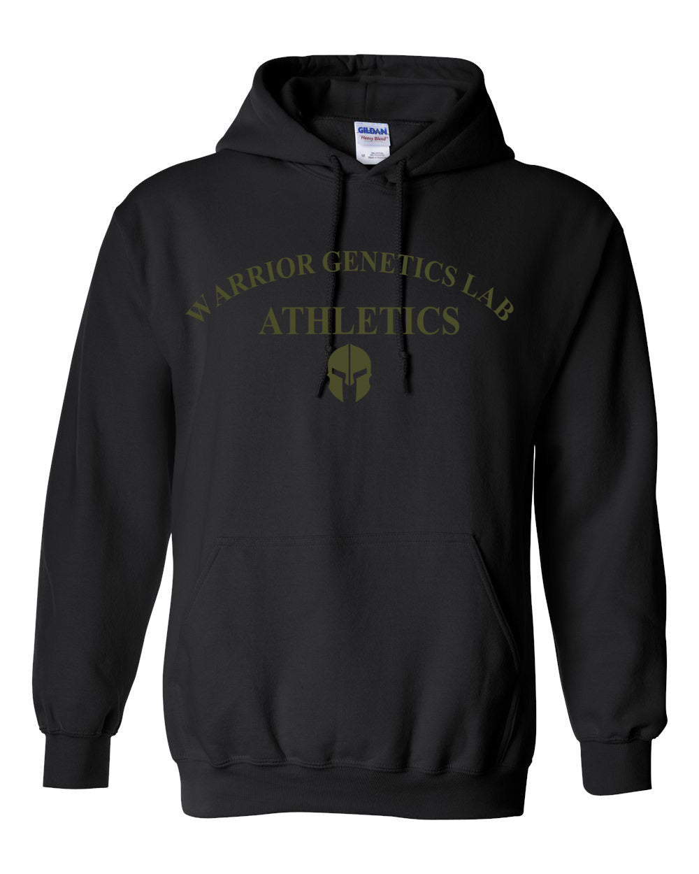 WGL Athletics Pullover - Warrior genetics Lab