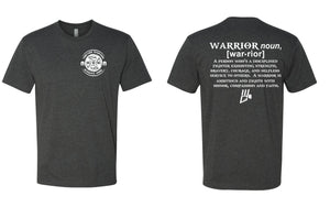 WGL Warrior Definition Shirt - Warrior genetics Lab