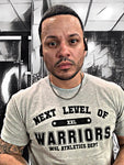 Next Level of Warriors Shirt - Warrior genetics Lab