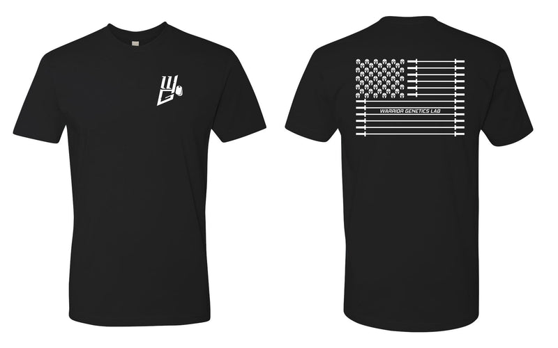 WGL Warrior Flag shirt