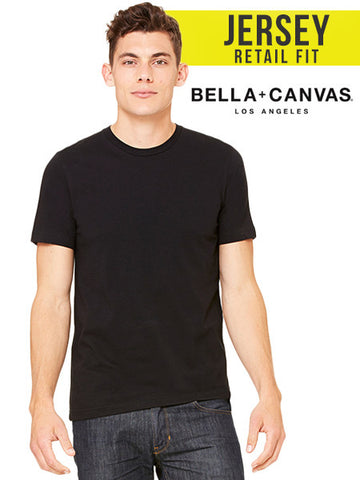 Bella + Canvas® Jersey - The Lemon Print | Online Marketing and T-Shirt Print Shop | Miami, Florida
