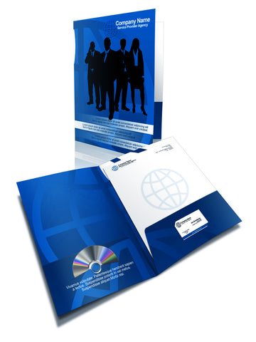Presentation Folders - The Lemon Print | Online Marketing and T-Shirt Print Shop | Miami, Florida