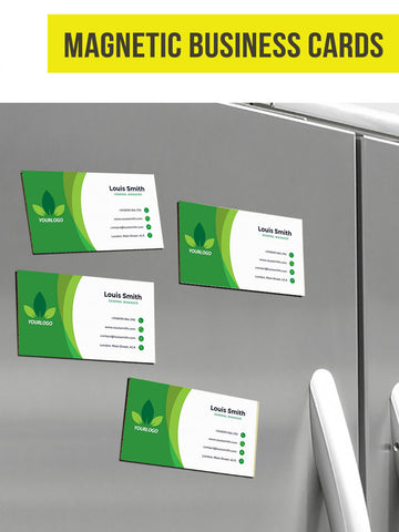 Magnetic business cards the lemon print miami fl magnetic business cards colourmoves