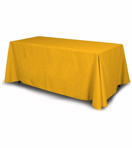 Solid Color Table Cover - The Lemon Print | Online Marketing and T-Shirt Print Shop | Miami, Florida