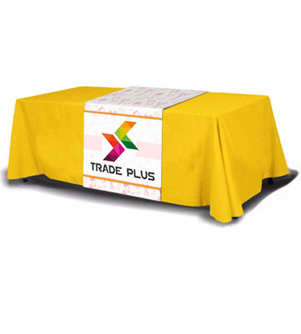 Table Runner - The Lemon Print | Online Marketing and T-Shirt Print Shop | Miami, Florida