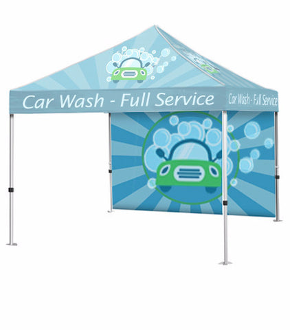 10ft Tent Full Wall - The Lemon Print | Online Marketing and T-Shirt Print Shop | Miami, Florida