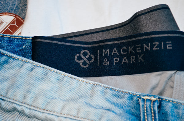 Mackenzie & Park's Style Guide: Volume 2 - Underwear For Every Look