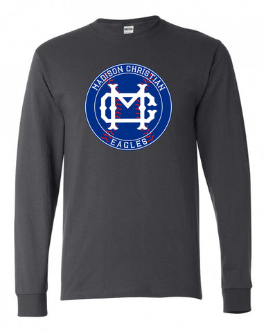 2019 Baseball/Softball Long Sleeve T-Shirt