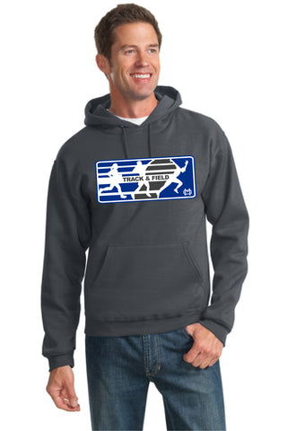 2019 Track Hooded Sweatshirt