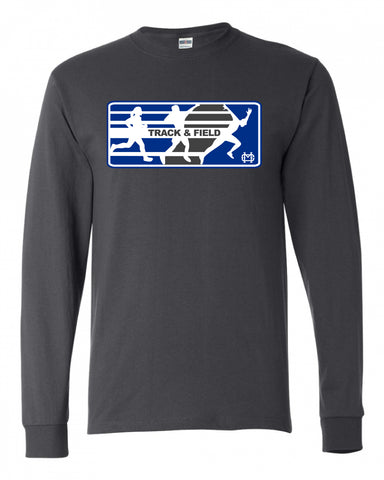 2019 Track Long Sleeve T-Shirt