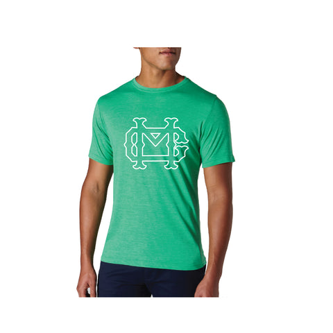MC T-shirt Heather Green (Adult Sizes Only)