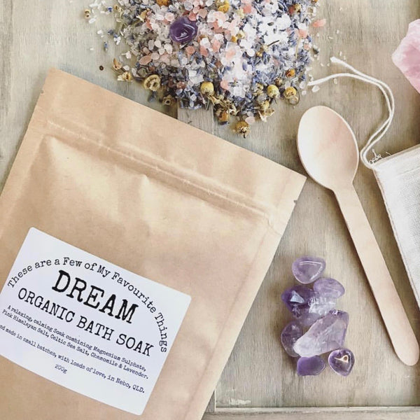 Dream Organic Bath Soak