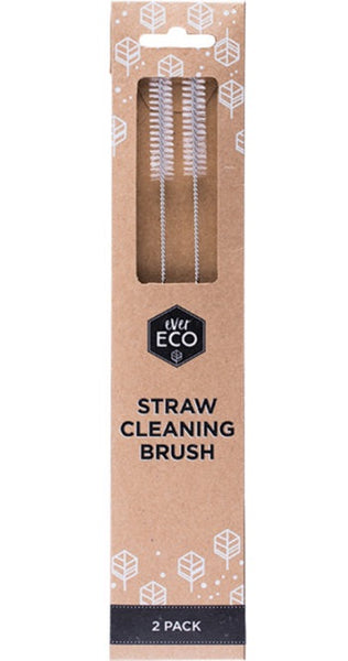 Ever Eco Straw Cleaning Brush 2 Pack