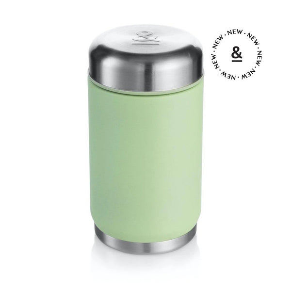 Seed and Sprout Insulated Food Flask Large