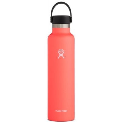 Hydro Flask Insulated Water Bottle 709ml Hibiscus
