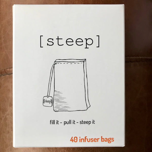 Steep Biodegradable Teabags