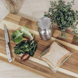 Seed and Sprout Reusable Clear Food Wraps  - Set of 3
