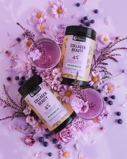 Nutra Organics Collagen Beauty Wildflower 300g