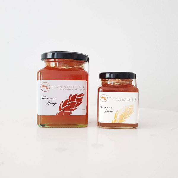 CannonBee Turmeric Honey