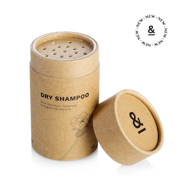 Seed and Sprout Dry Shampoo