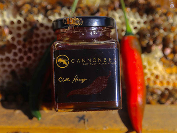 Cannonbee Chilli Honey