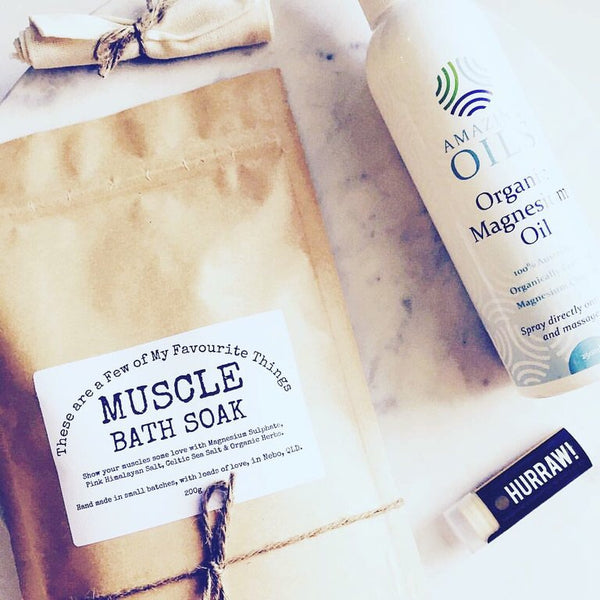 Muscle Organic Bath Soak